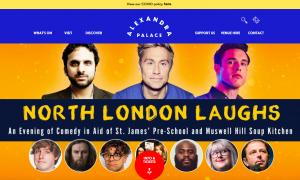 Alexandra Palace Comedy @ Alexandra Palace